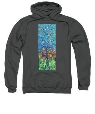 Moon Flowers Sweatshirt