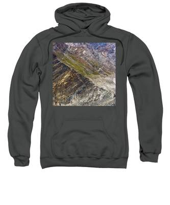 Mountain Abstract 1 Sweatshirt