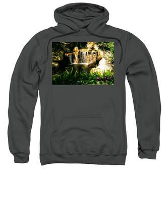 Natural Hidden Face Sweatshirt