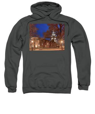 Night Lights St Anne's In The Circle Sweatshirt