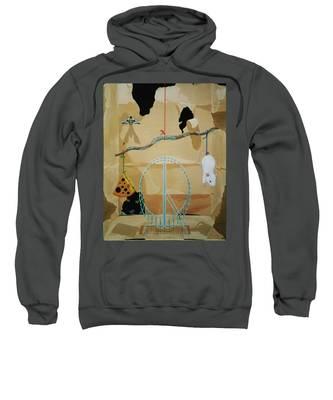 Objects Of Opposite Fit Sweatshirt