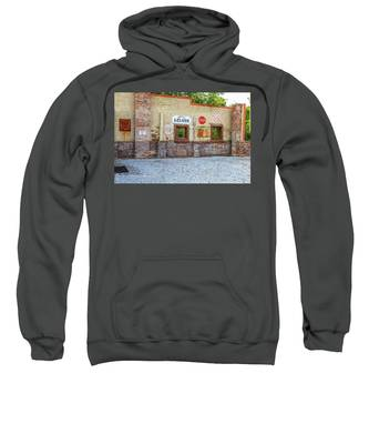 Old Saloon Wall Sweatshirt