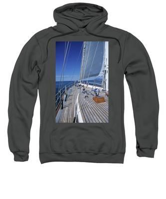 On Deck Off Mexico Sweatshirt