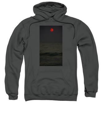Orange Onyx Sunrise Sweatshirt