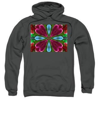 Orchid Frenzy Sweatshirt