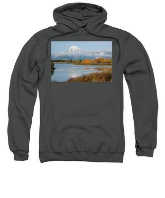 Oxbow Bend  Sweatshirt