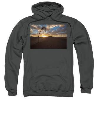 Palm On Dune Sweatshirt