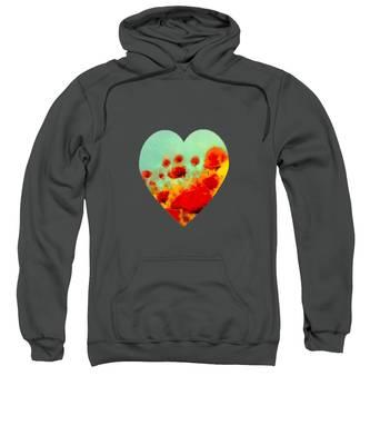 Poppy Time Sweatshirt