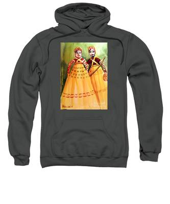 Puppets Of India Sweatshirt