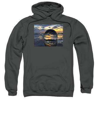Reflections Of The Crystal Ball Sweatshirt