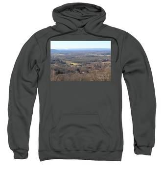 Rt 80 Scenic Ovelook Allamuchy 1 Sweatshirt
