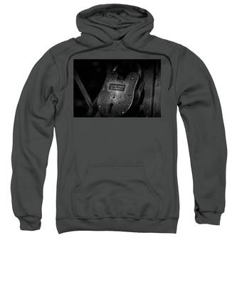 Rusty Lock In Bw Sweatshirt