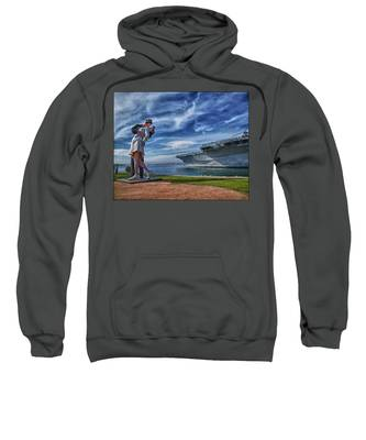 San Diego Sailor Sweatshirt
