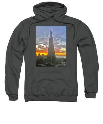 San Francisco Pyramid Sweatshirt