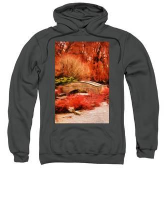 Secret Footbridge Sweatshirt