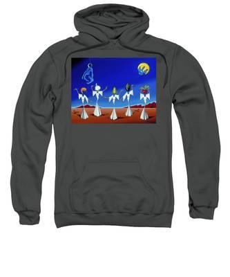 Serenade Of The Sisters Sweatshirt