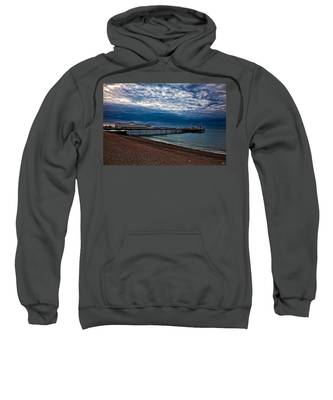 Seven Am On Brighton Seafront Sweatshirt