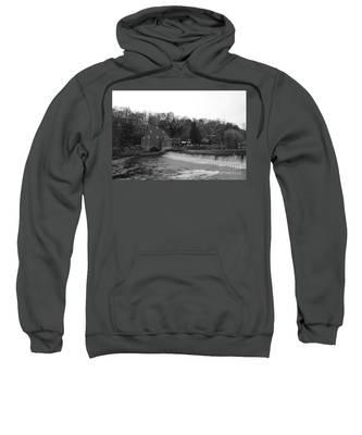 Shadows On The Mill In Clinton Sweatshirt