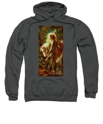 Knight Of The Round Table Hooded Sweatshirts T-Shirts