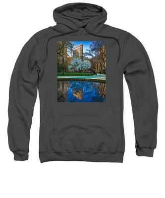 Spring In Madison Square Park Sweatshirt