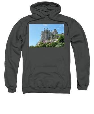 St Michael's Mount Castle Sweatshirt