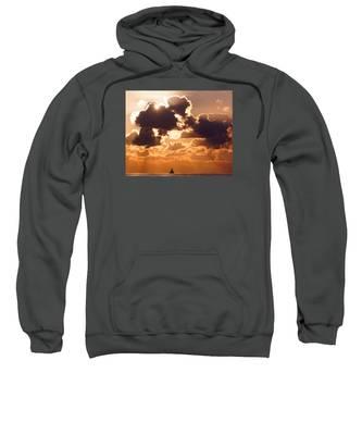 Sun Peek Sailboat Sweatshirt