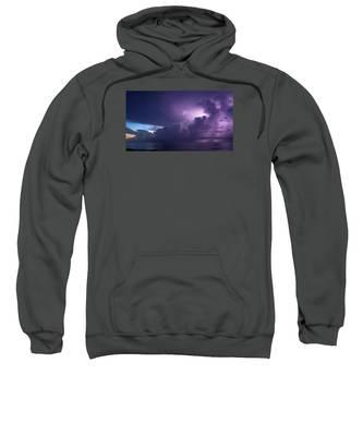 Sunrise Thunderstorm Sweatshirt