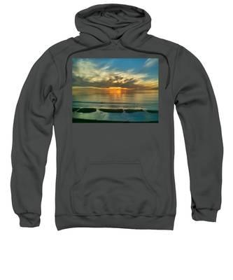 Sunset At Carlsbad Sweatshirt
