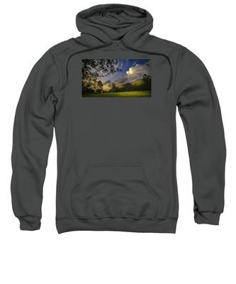 Sunset At Cocora Sweatshirt