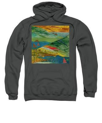 Sunset Sails 3 Sweatshirt