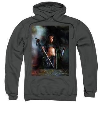 Swamp Witch Sweatshirt