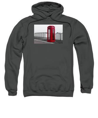 Telephone Box By The Sea I Sweatshirt