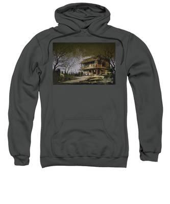 The Abandoned House Sweatshirt