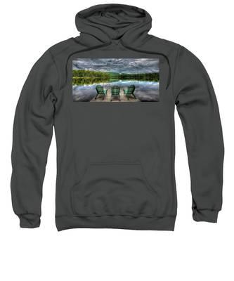 The Adirondack Mountains - Forever Wild Sweatshirt