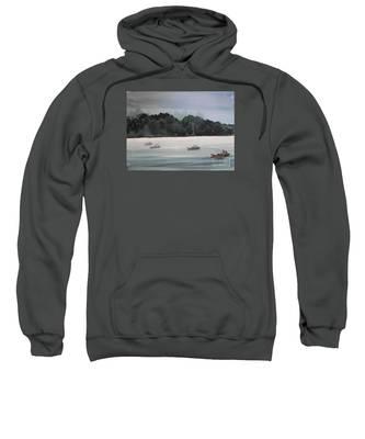 The Boat Ride Sweatshirt