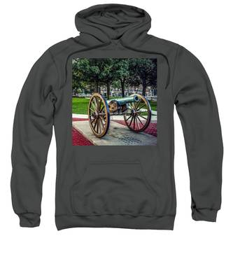 The Cannon In The Park Sweatshirt