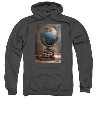 The Globe Sweatshirt