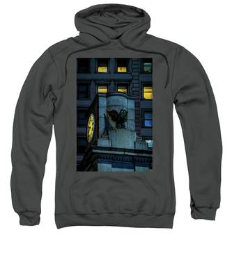 The Herald Square Owl Sweatshirt