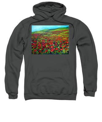 The Poppy Fields Sweatshirt