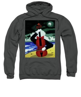 The Silent Soloist Sweatshirt