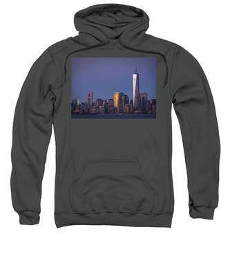 Three New York Symbols Sweatshirt