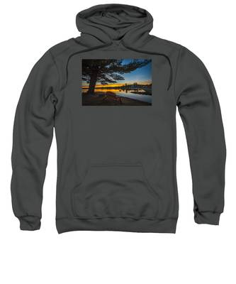 Tranquility At Sunset Sweatshirt