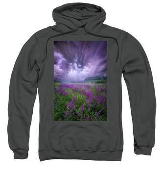 Trials And Tribulations Sweatshirt