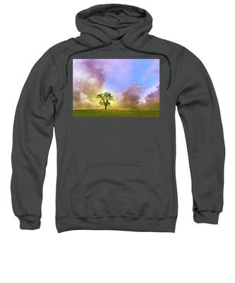 Waiting For The Storm Sweatshirt