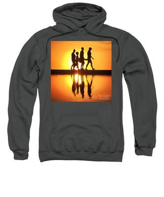 Walking On Sunshine Sweatshirt