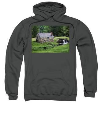 John Byram Hooded Sweatshirts T-Shirts