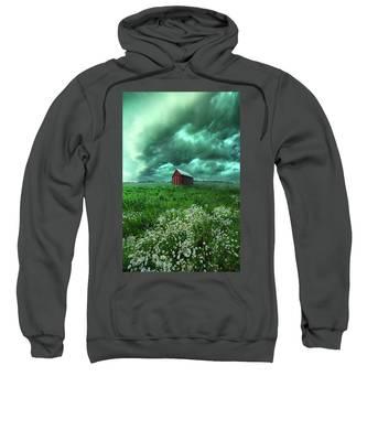 When The Thunder Rolls Sweatshirt