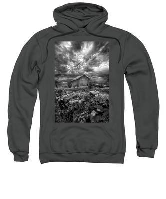 Where Ghosts Of Old Dwell And Hold Sweatshirt