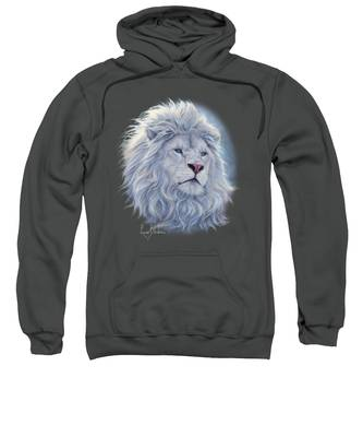 White Lion Sweatshirt