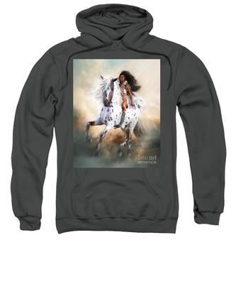 White Storm Sweatshirt
